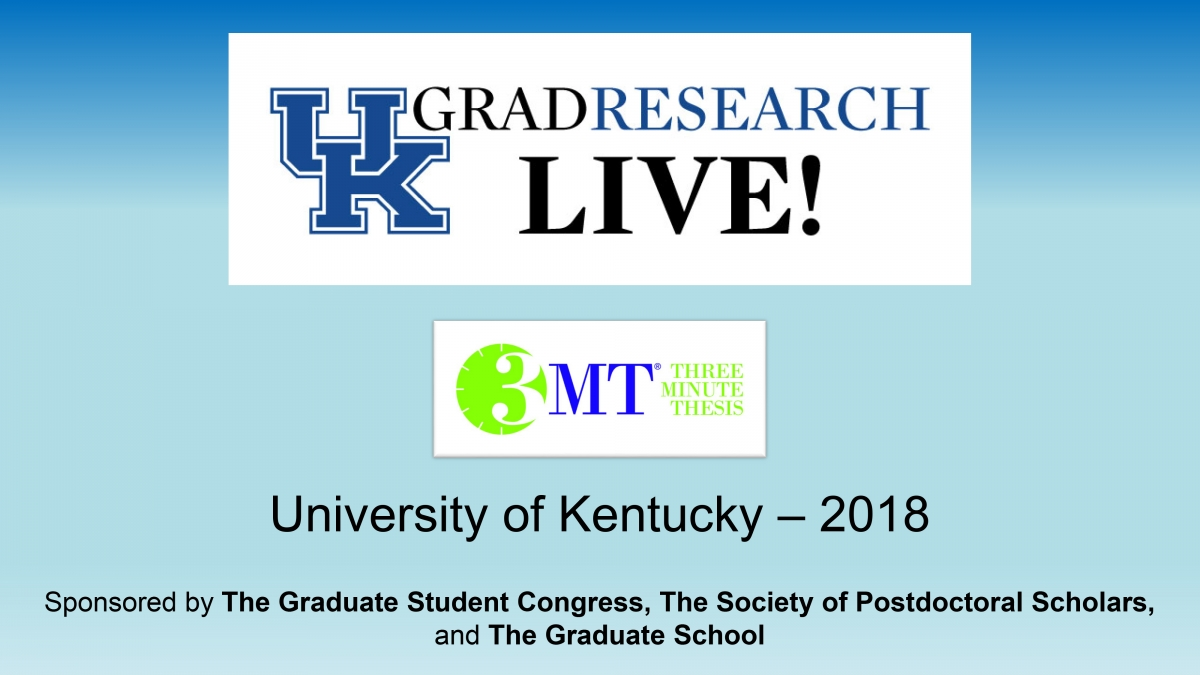 UK GradResearch Live! PowerPoint