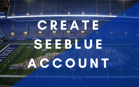 Create Seeblue Account